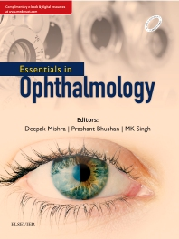 Cover image for Essentials in Ophthalmology