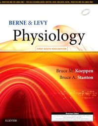 Cover image for Berne & Levy Physiology: First South Asia Edition
