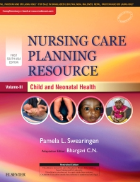 Cover image for Nursing Care Planning Resource, Volume 3: Child and Neonatal Health, 1st South Asia Edition
