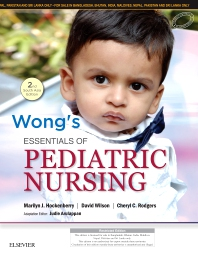 Cover image for Wong's Essentials of Pediatric Nursing: Second South Asian Edition