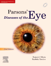 Parsons' Diseases of the Eye - 23rd Edition - ISBN: 9788131254158, 9788131254165