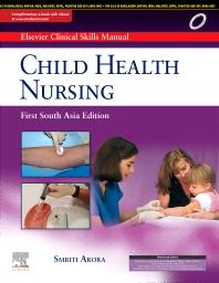 Cover image for Elsevier Clinical Skills Manual, Child Health Nursing, 1SAE