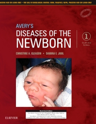 Cover image for Avery's Diseases of the Newborn: First South Asia Edition