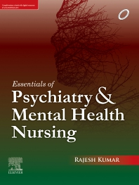 Cover image for Essentials of Psychiatry and Mental Health Nursing, First Edition
