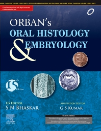 Orban's Oral Histology & Embryology - 15th Edition - ISBN: 9788131254813