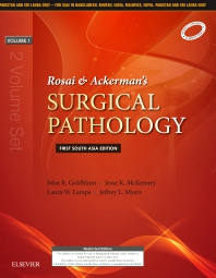 ROSAI AND ACKERMANS SURGICAL PATHOLOGY - 2 VOLUME SET: FIRST SOUTH ASIA EDITION