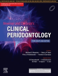 Newman and Carranza's Clinical Periodontology - 3rd Edition - ISBN: 9788131255032
