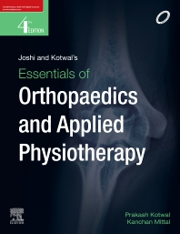 Joshi and Kotwal's Essentials of Orthopaedics And Applied Physiotherapy, 4ed - 4th Edition - ISBN: 9788131255476