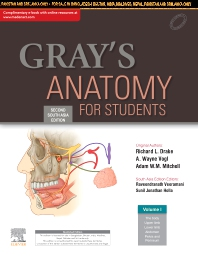 GRAYS ANATOMY FOR STUDENTS: SECOND SOUTH ASIA EDITION