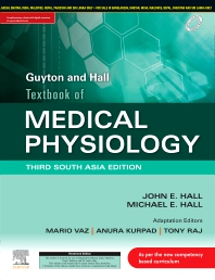 Guyton and Hall Textbook of Medical Physiology_3rd SAE - 3rd Edition - ISBN: 9788131257739