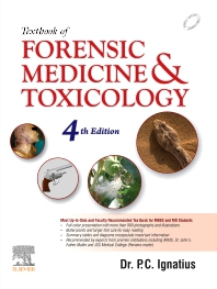 Forensic Medicine & Toxicology - 4th Edition - ISBN: 9788131258101