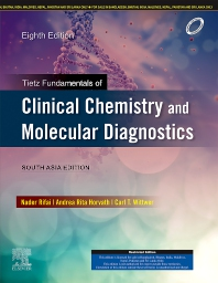Cover image for Tietz Fundamentals of Clinical Chemistry and Molecular Diagnostics 8 e; South Asia edition