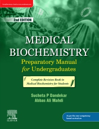 Cover image for Medical Biochemistry: Preparatory Manual for Undergraduates_2e