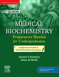Medical Biochemistry: Preparatory Manual for Undergraduates_2e - 2nd Edition - ISBN: 9788131261507