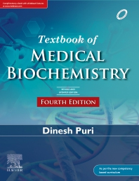 Cover image for Textbook of Medical Biochemistry, 4th Updated Edition