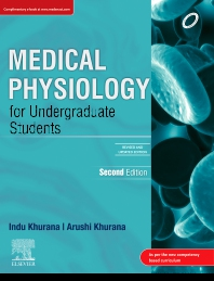 Medical Physiology for Undergraduate Students, 2nd Updated Edition - 2nd Edition - ISBN: 9788131262573, 9788131262580