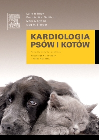 Cover image for Kardiologia psów i kotów
