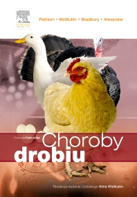 Cover image for Choroby drobiu