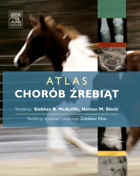 Cover image for Atlas chorób źrebiąt