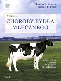 Rebhun Choroby bydła mlecznego tom 1 - 1st Edition - ISBN: 9788376092232, 9788376095936