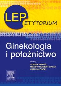 LEPETYTORIUM Ginekologia i położnictwo - 1st Edition - ISBN: 9788376092294, 9788376095653