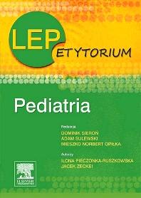 LEPetytorium. Pediatria - 1st Edition - ISBN: 9788376096353