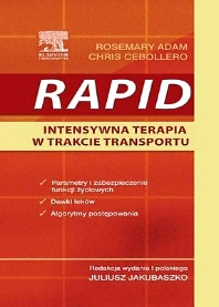 Cover image for RAPID Intensywna terapia podczas transportu