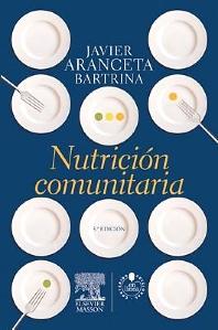 Cover image for Nutrición comunitaria + Studentconsult en español