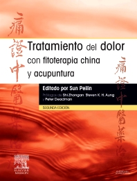 Cover image for Tratamiento del dolor con fitoterapia china y acupuntura