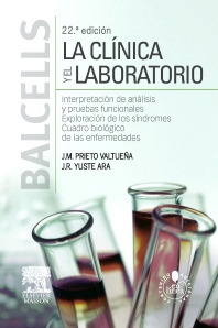Balcells. La clínica y el laboratorio + StudentConsult en español - 22nd Edition - ISBN: 9788445825853, 9788445825983