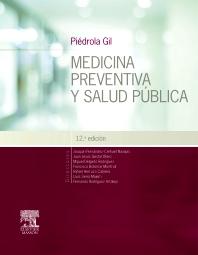Cover image for Piédrola Gil. Medicina preventiva y salud pública