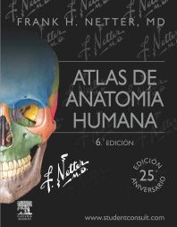 Atlas de anatomía humana - 6th Edition - ISBN: 9788445826072, 9788445826089