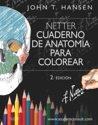 Netter. Cuaderno de anatomía para colorear - 2nd Edition - ISBN: 9788445826133