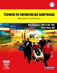 Técnico en emergencias sanitarias (DVD + evolve) - 1st Edition - ISBN: 9788480862998