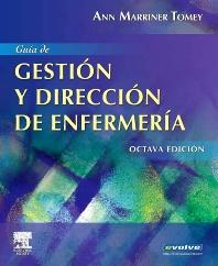 Cover image for Guía de gestión y dirección de enfermería (incluye evolve)