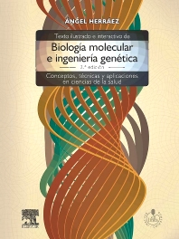 Texto ilustrado e interactivo de biología molecular e ingeniería genética + StudentConsult en español - 2nd Edition - ISBN: 9788480866477, 9788481744811