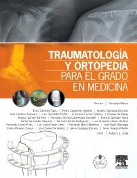 Cover image for Traumatología y ortopedia para el grado en Medicina