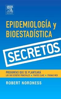 Cover image for Epidemiología y bioestadística