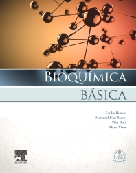 Cover image for Bioquímica básica