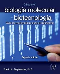 Cover image for Cálculo en biología molecular y biotecnología + StudentConsult en español