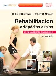Cover image for Rehabilitación ortopédica clínica + ExpertConsult
