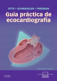 Cover image for Guía práctica de ecocardiografía + StudentConsult en español