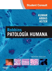 Cover image for Robbins. Patología humana + StudentConsult