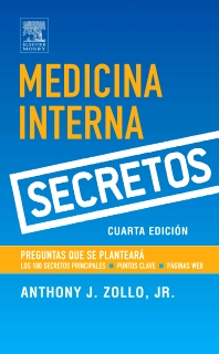 Serie Secretos: Medicina Interna - 4th Edition - ISBN: 9788481748864