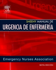 SHEEHY. Manual de Urgencia de Enfermería - 6th Edition - ISBN: 9788481749427