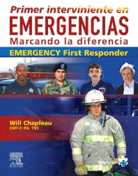 Primer interviniente en emergencias - 1st Edition - ISBN: 9788481749984
