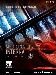 Farreras-Rozman. Medicina Interna + acceso online, 17th Edition,Ciril Rozman Borstnar,ISBN9788490220078
