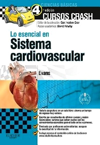 Cover image for Lo esencial en sistema cardiovascular + Studentconsult en español