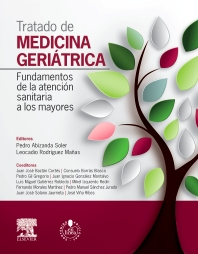 Cover image for Tratado de medicina geriátrica