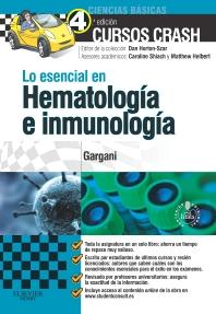 Cover image for Lo esencial en Hematología e inmunología + Studentconsult en español